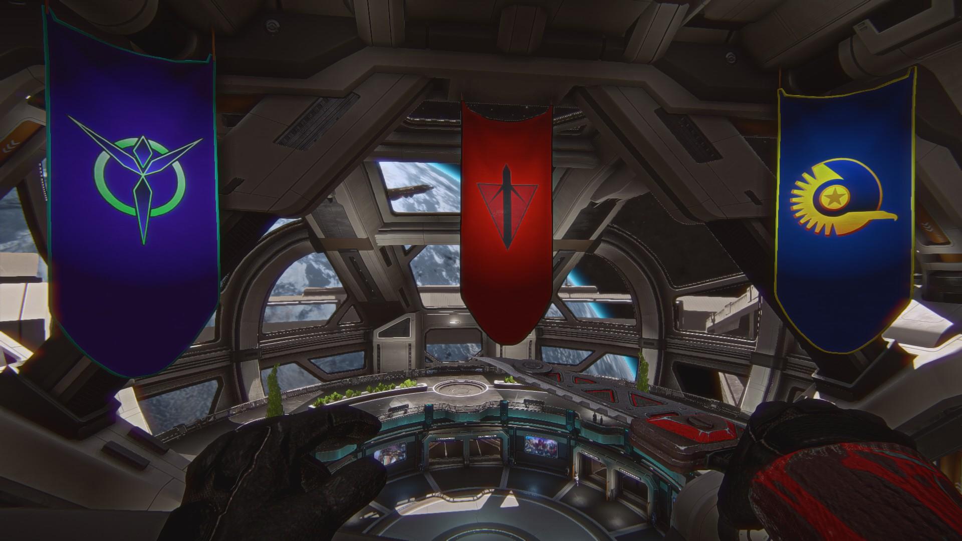 Weltraumbasis